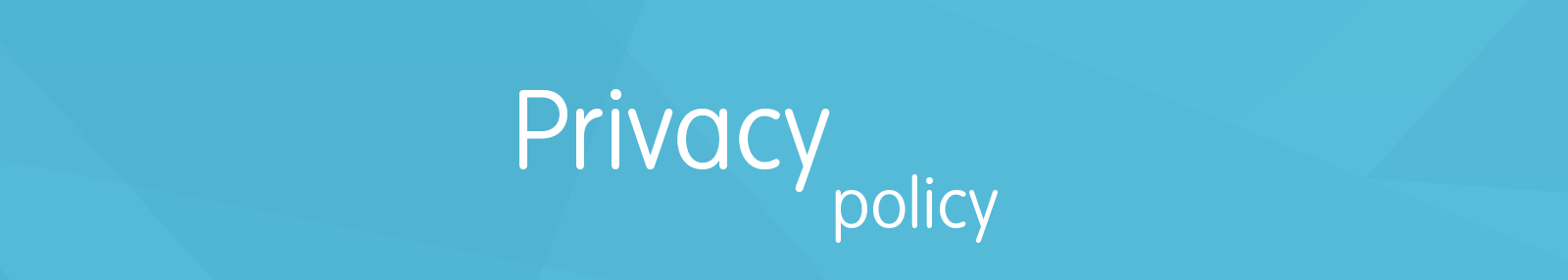 Blue Light Card Privacy Policy