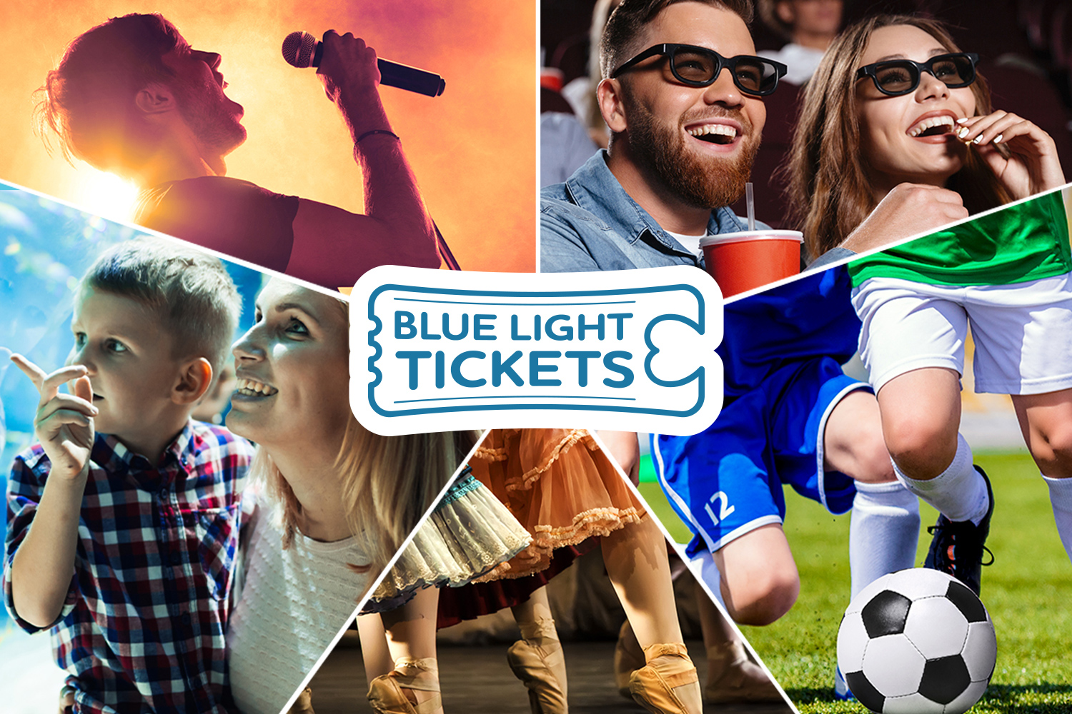 More exclusive offers from Blue Light Tickets!