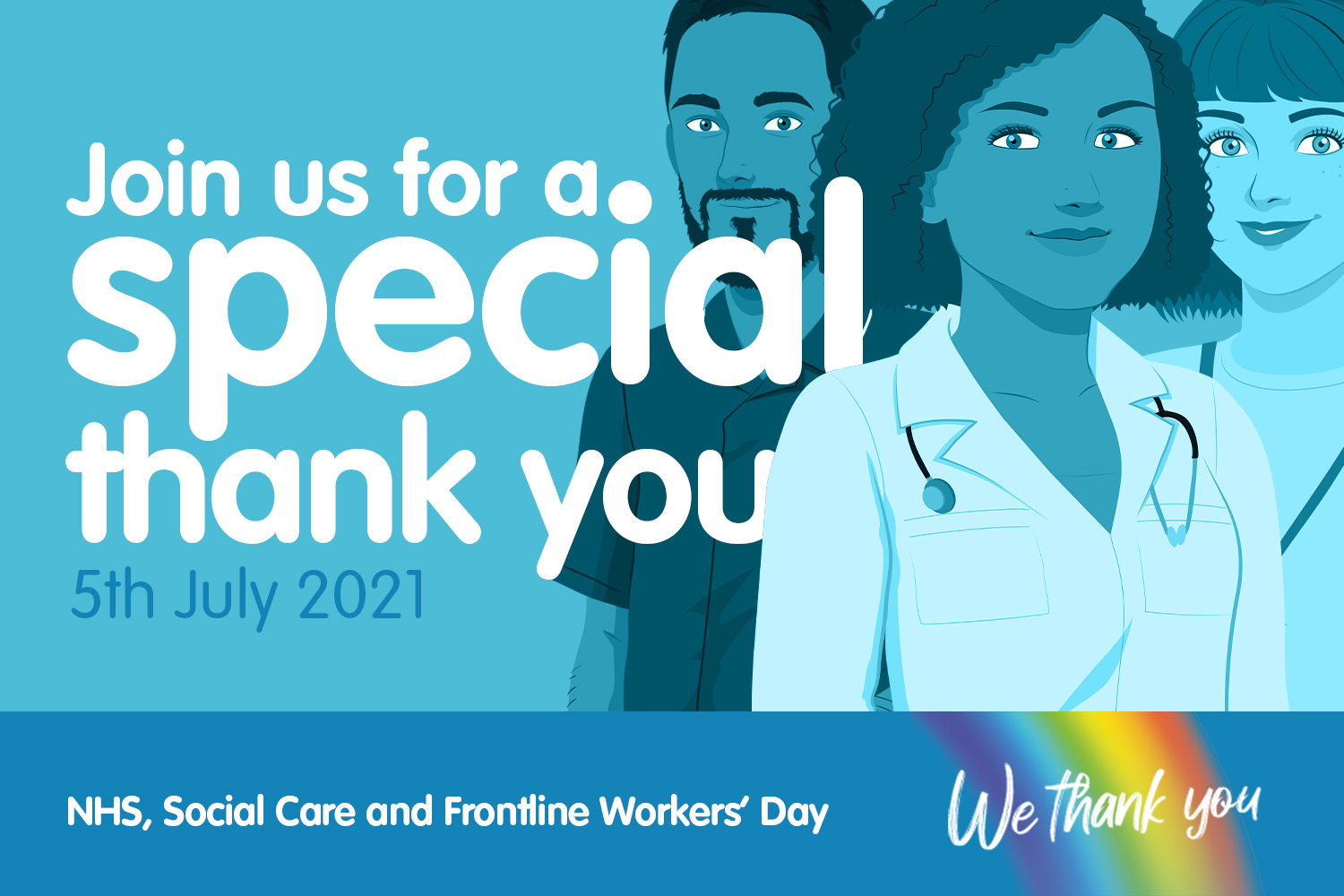 Increased discounts for NHS, Social Care and Frontline Workers day