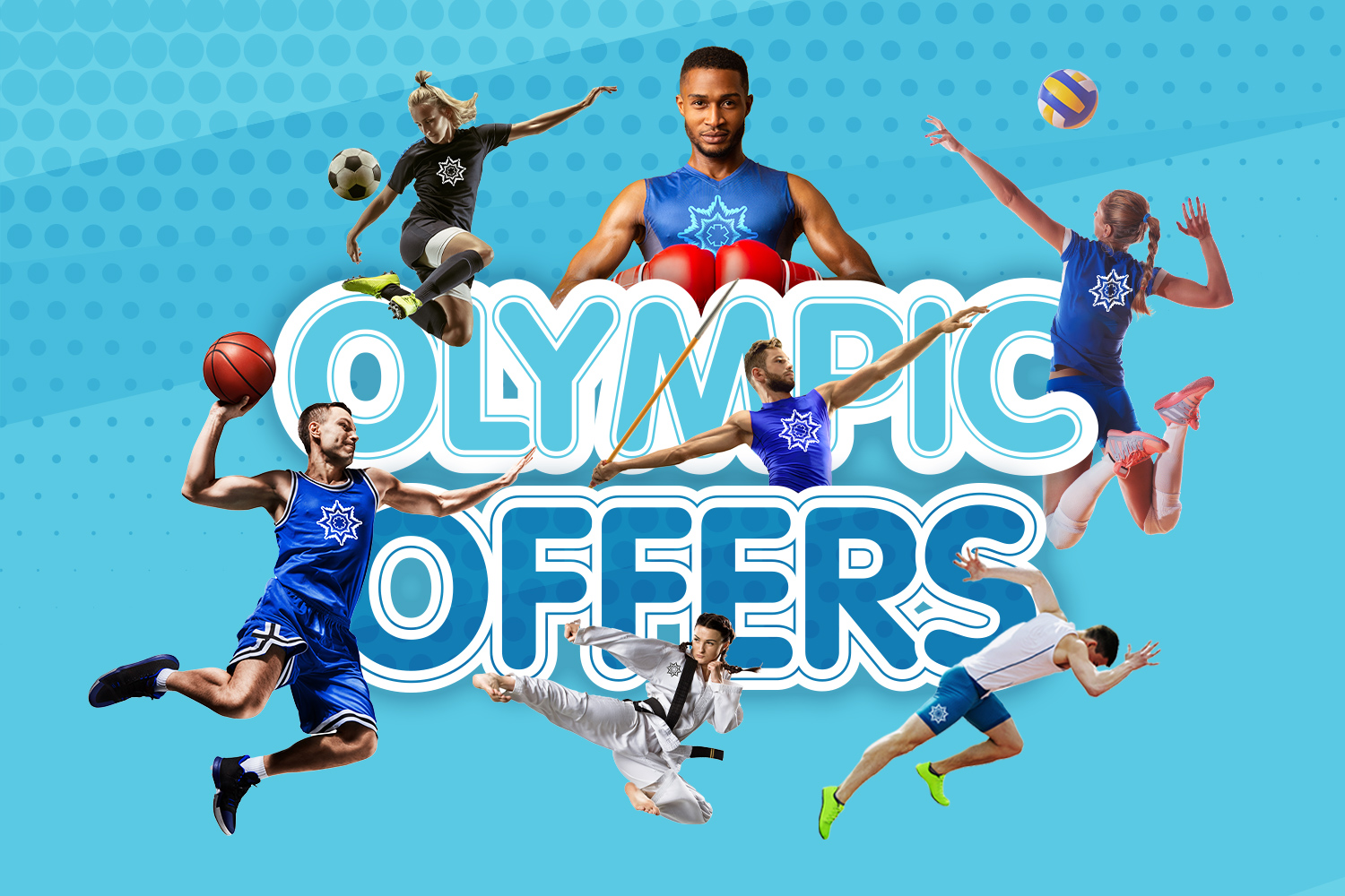 Olympic-sized sporting offers