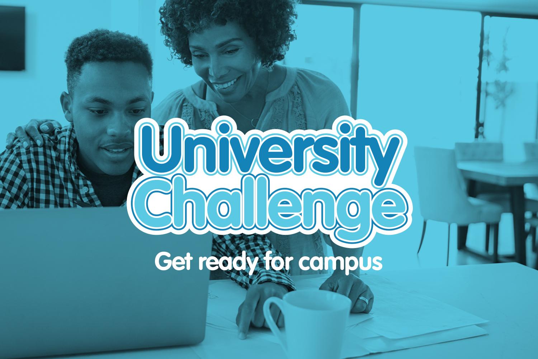University essentials for less