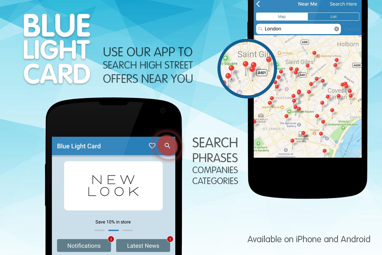 New BLC App features