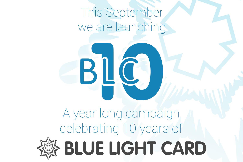 The BLC10 Campaign #BLC10
