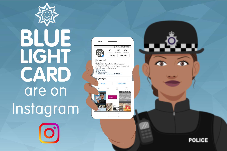 #bluelightcard on Instagram