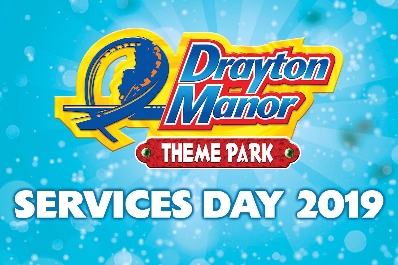 Drayton Manor Theme Park Services Day