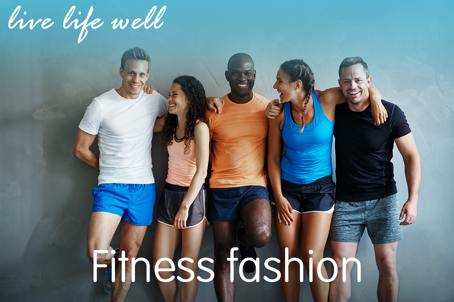 Discounts on fitness fashion>