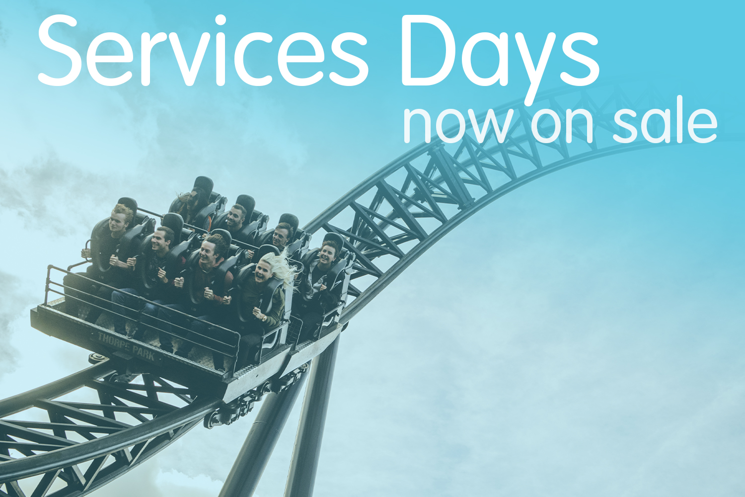 Services Days 2021 - now on sale!>