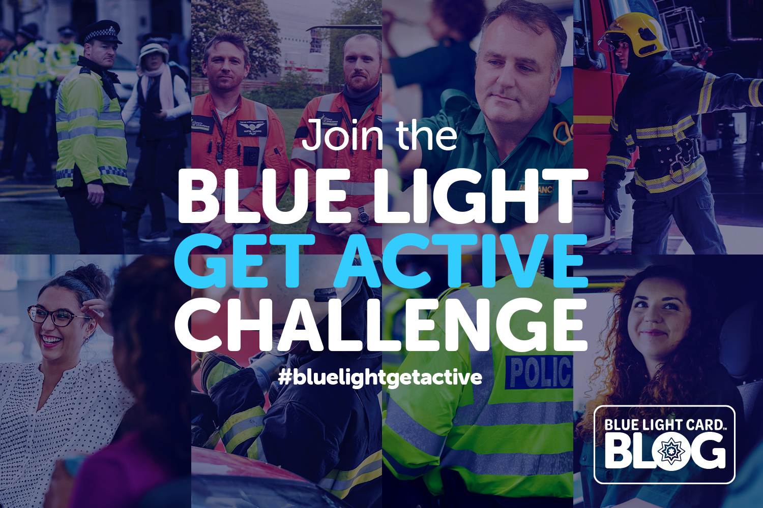 The Get Active Challenge is back!