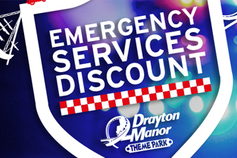Free Drayton Manor Tickets For BLC Members