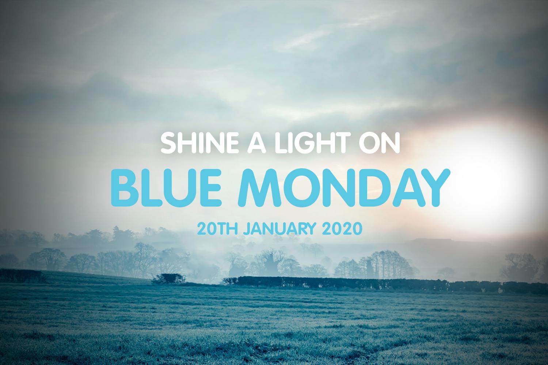 Blue Monday shouldn't be depressing!