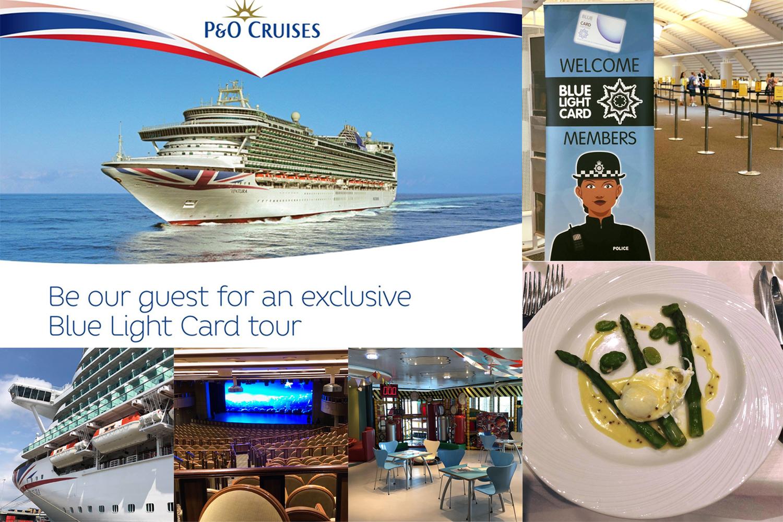 A great day aboard P&O Cruises Ship Ventura