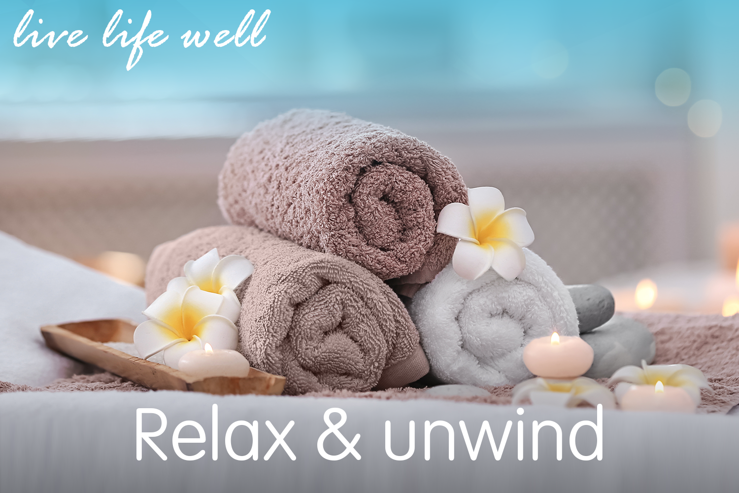 Discounts to help you relax & unwind