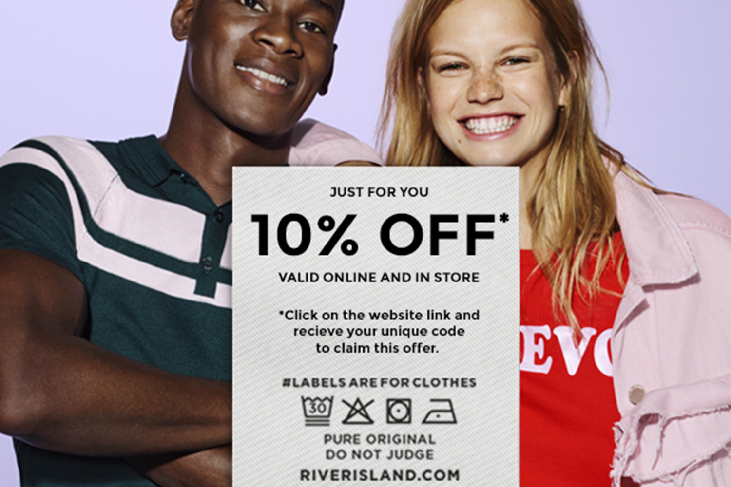 River Island in store